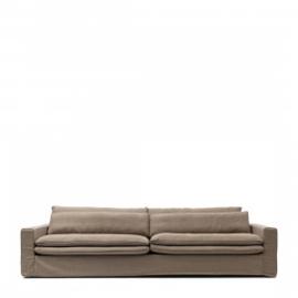 Continental Sofa XL, washed cotton, natural Riviera Maison 4797001