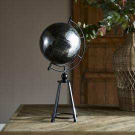 Greenwich Classic Globe black Riviera Maison 469280