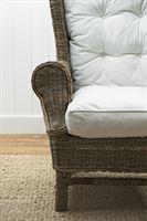Nicolas Wing Chair Sitting Pillow Riviera Maison 106066