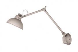 Gorr Wandlamp inclusief aluminium kapje 18cm.