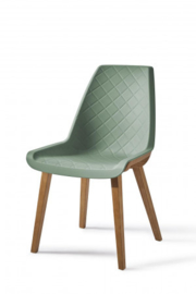Amsterdam City Dining Chair, soft green Riviera Maison 4321003