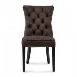 Balmoral Dining Chair, berkshire, cacao Riviera Maison 4953003