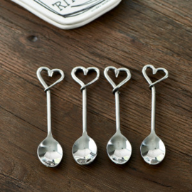 With Love.. Spoons 4pcs Riviera Maison 461450