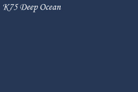 SALE Proefpotje 75 Deep Ocean Painting the Past