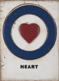 T292 Heart Sid Dickens tegel bij Jolijt