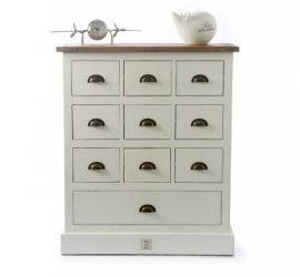 Newport Drawer Cabinet Riviera Maison 297070