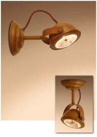 Lupia Wand-/plafondlamp.Tierlantijn