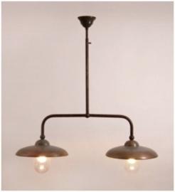 Figirola plafondlamp Koper Frezoli