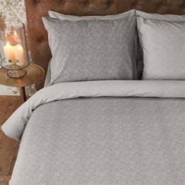 Riviera Maison Dekbedovertrek Gently Duvet Cover sand 140x200/220