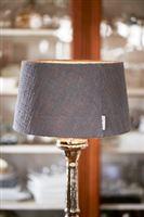 Classic Lampshade dark grey 20x35 Riviera Maison 352280