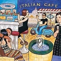 Cd Putumayo Italian Cafe bij Jolijt