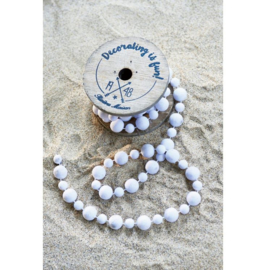 Decoration Beads Light Blue Riviera Maison 329140