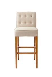 Cape Breton Counterstool, linen, flax Riviera Maison 3847001