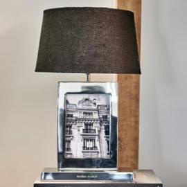 Classic Club Photo Frame Table Lamp Riviera Maison 466230