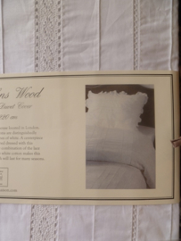 St Johns Wood Romantic Duvet Cover 140 x 220 cm Riviera Maison