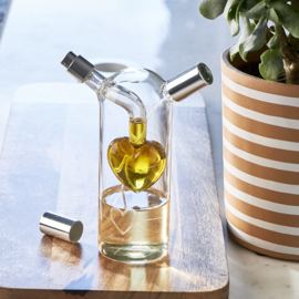 Lovely Oil & Vinegar Bottle Riviera Maison 448370