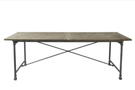 Brooklyn Dining Table 180x90 Riviera Maison 322170