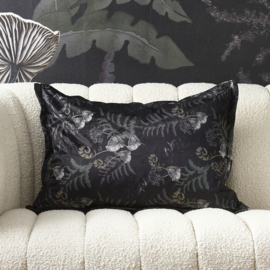 Rugged Luxe Fern Pillow Cover 65x45 Riviera Maison 490310