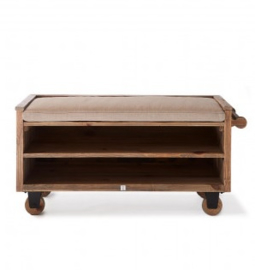The Shoe Factory Bench Riviera Maison 376650