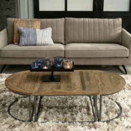 Verona Coffee Table Set 3 Riviera Maison 456680