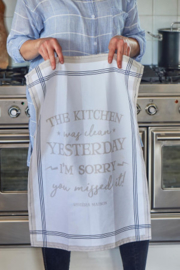 The Kitchen Tea Towel Riviera Maison 380440