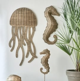 RR Sea Horse Wall Decoration Riviera Maison 472180.