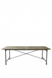 Brooklyn Dining Table 220x90 cm Riviera Maison 322180