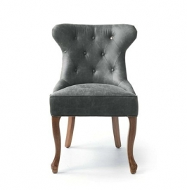 George Dining Chair Pellini Anthracite Riviera Maison 3394005