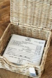 Paper Napkin Receipt Riviera Maison 240550
