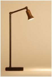 Sirmione Bureaulamp koper brons Tierlantijn bij Jolijt