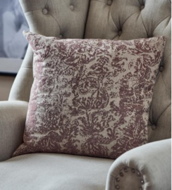 The Powder Parlour Paisley Pillow Cover 50x50 kussen Riviera Maison 380950