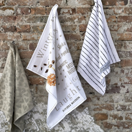 Winter Is For...Tea Towel Riviera Maison 433320