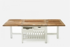 Wooster Street coffee table 70 x 70/150 cm 236760