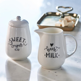 Finest Milk & Sugar Set Riviera Maison 452220