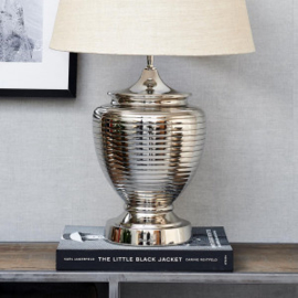 Rosewood Table Lamp Riviera Maison 427550