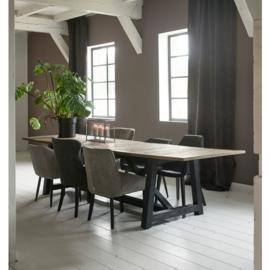 Hudson Dining Table Extendable Riviera Maison 456820