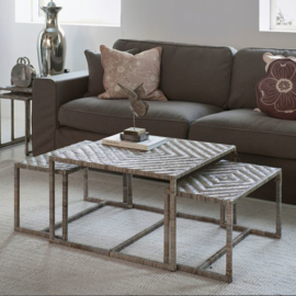 Medan Coffee Table Set 3 Riviera Maison 471850