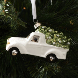 Winter Car Ornament Riviera Maison 459070