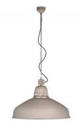 Torr XL Hanglamp aan ketting Tierlantijn Aluminium / Grijs