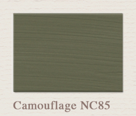 Painting the Past – NC85 Camouflage Houtverf Eggshell 750 ml