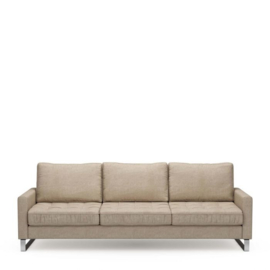 West Houston Sofa 3,5 seater, washed cotton, natural Riviera Maison 3904001