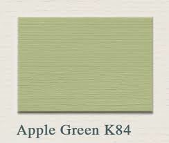 SALE Proefpotje 84 Apple Green  Painting the Past