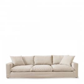 Residenza Sofa XL, oxford weave, flanders flax Riviera Maison 4616005