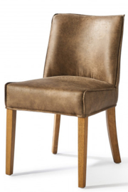Bridge Lane Dining Chair, pellini, coffee Riviera Maison 3743006