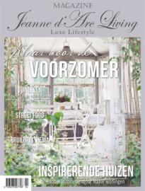 Jeanne Dárc Living magazine nummer 4 2019