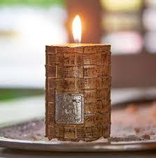 Rustic Rattan Candle Square 7 x 10 Riviera Maison 325490
