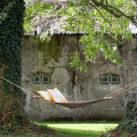 Outdoor Carolina Port Hammock White Riviera Maison 442330