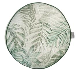 Rivièra Maison Bayou Green sierkussen 40 x 40 cm (incl. binnenvulling)-