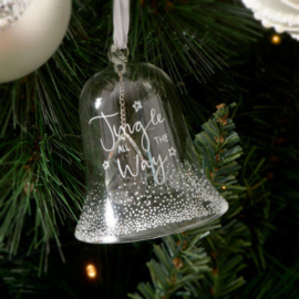 Jingle All The Way Bell Ornament RM 458730
