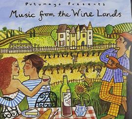 Putumayo cd Music From the Winelands